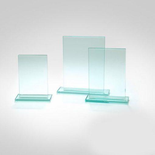 Kristály- és üvegdíj - U02
