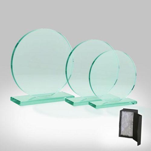 Kristály- és üvegdíj - U01