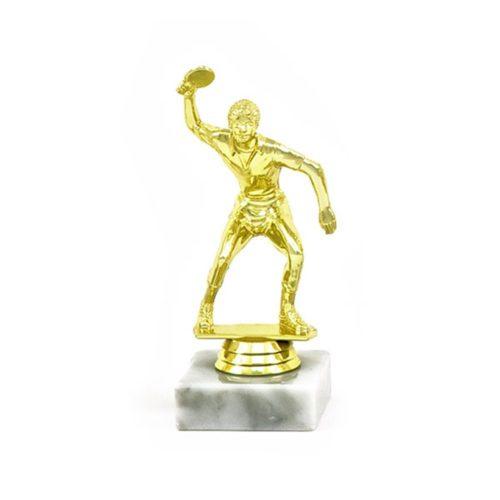 Arany figura - Asztalitenisz - F424