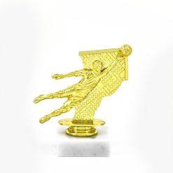 Arany figura - Labdarúgó kapus - F481