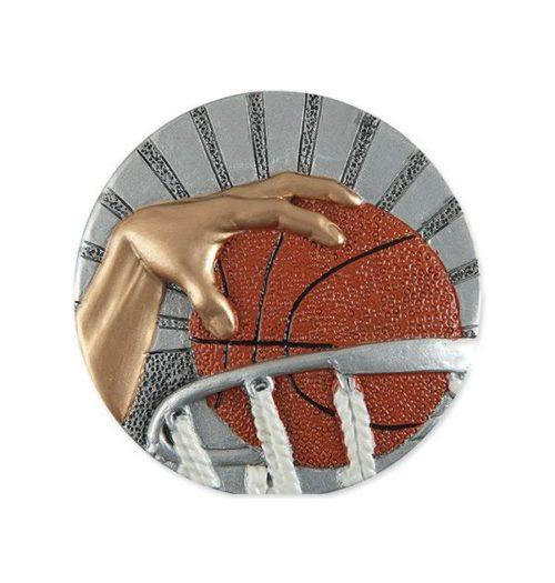 Kosárlabda műgyanta korong - FG323d
