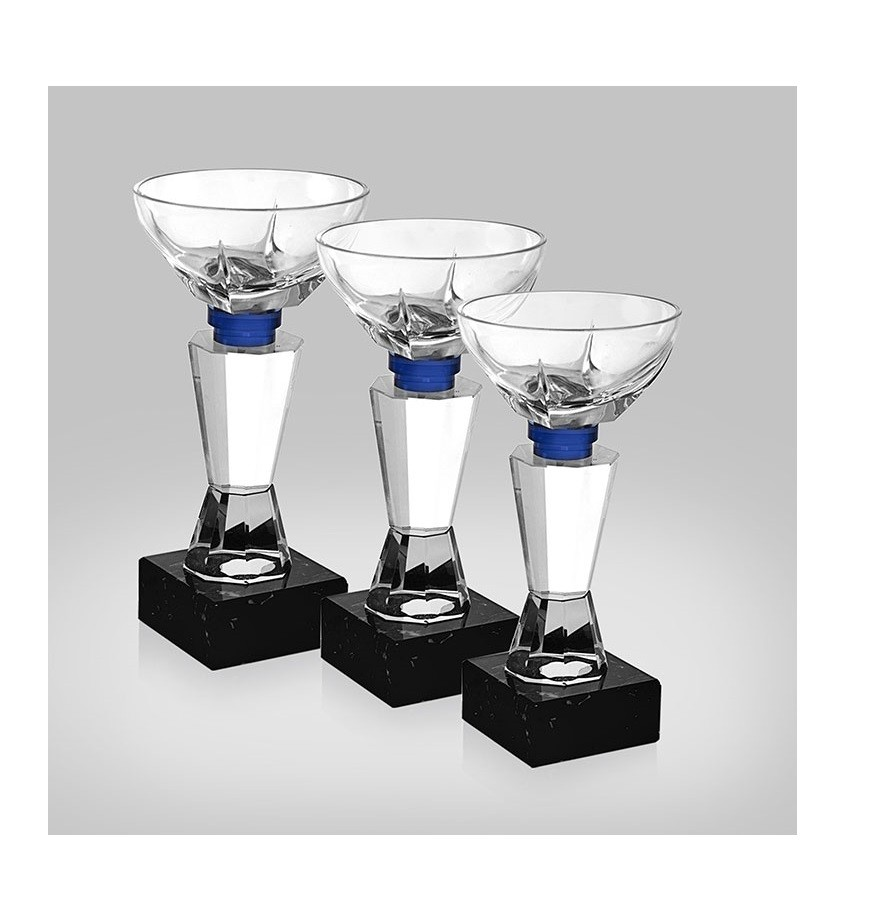 CR51-kristály-üvegdíj