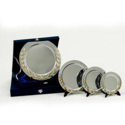 Plakett tányér - T06