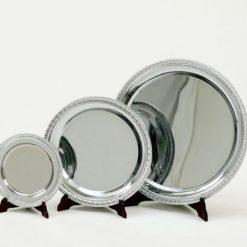 Plakett tányér - T09
