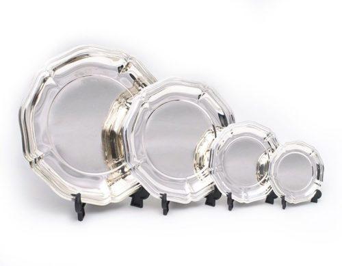 Plakett tányér - T10