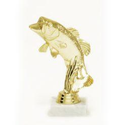 Arany figura - Horgász hal - F89
