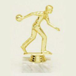 Arany figura - Bowling (férfi) - F37
