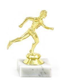 Arany figura - Futás - F604