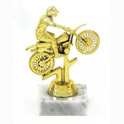 Arany figura - Motocross - F79