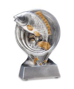 Műgyanta figura - Horgász - FG411