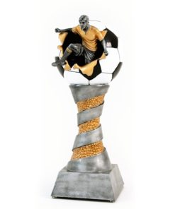 Műgyanta figura - Labdarúgás - FG100