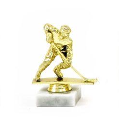 Jégkorong arany figura - F411