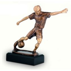 Műgyanta figura - Labdarúgás - FG70