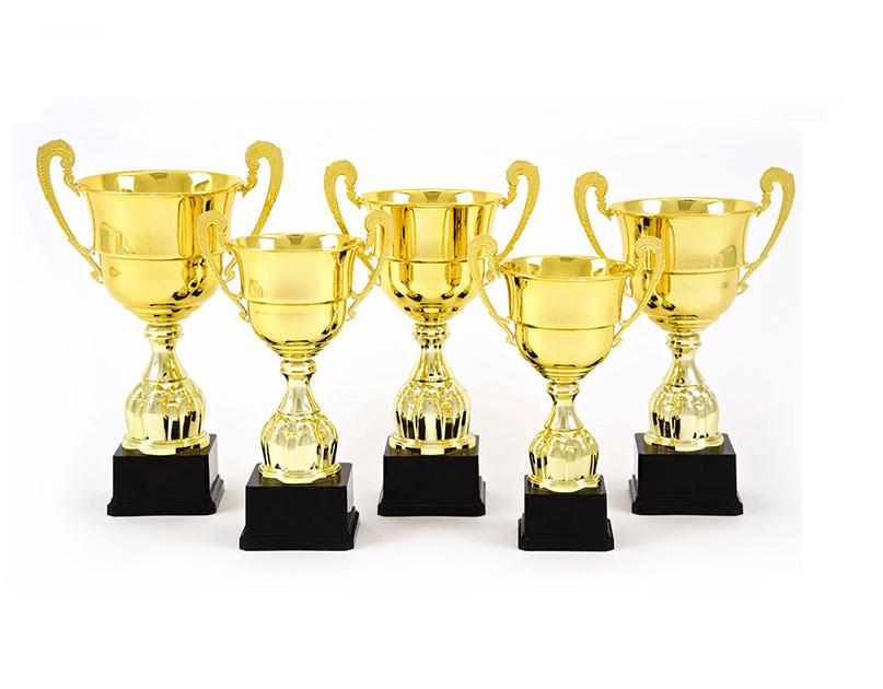 Aranyserleg, trófea, kupa sporteseményre, rendezvényre