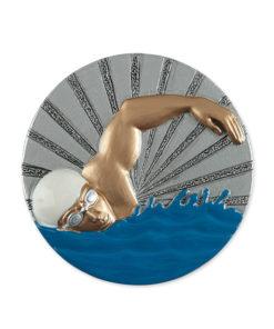 Úszás műgyanta korong - FG307d