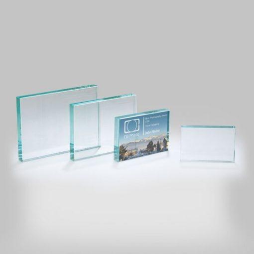 Kristály- és üvegdíj - U603
