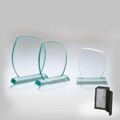 Kristály- és üvegdíj - U61