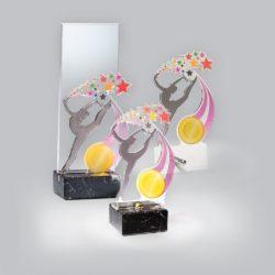 Akril díj - AC617