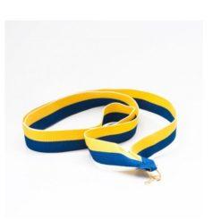 Kék-sárga színű szalag - SZKS