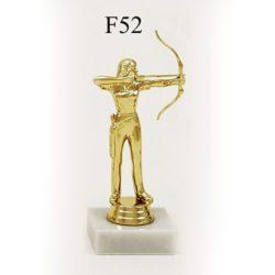 Arany figura - Íjász (női) - F52