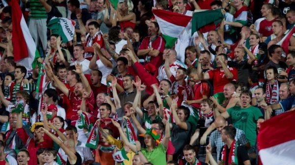Foci EB: A magyar szurkolók maximálisan kitettek magukért és a csapatért is