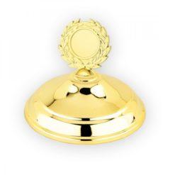 Arany színű serleg fedő