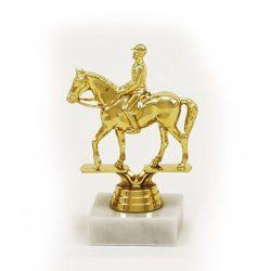 Arany figura - Lóverseny - F110