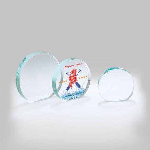 Kristály- és üvegdíj - U601