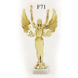 Arany figura - Győzelmi szobor - F71