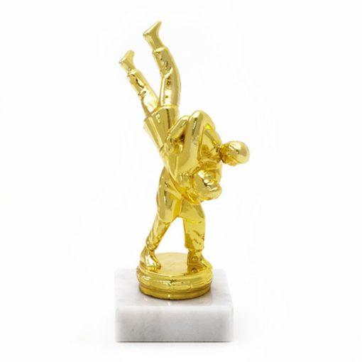 Arany figura - Cselgáncs (páros) - F506