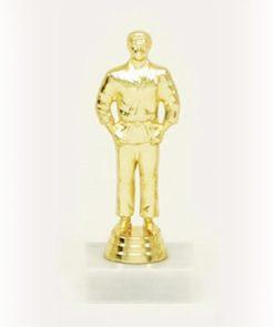Arany figura - Cselgáncs (férfi) - F59