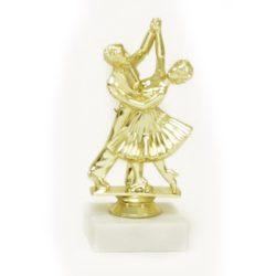 Arany figura - Tánc - F78