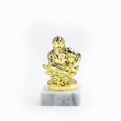 Arany figura - Tűzoltó - FP033