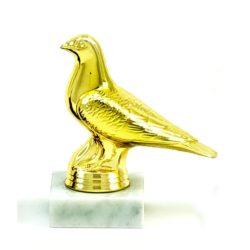 Arany figura - Galamb - F220