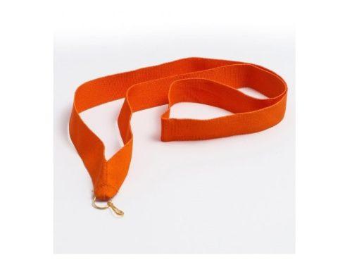 Narancs színű szalag - SZ22N