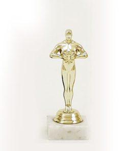 Arany figura - Oszkár-szobor - F162