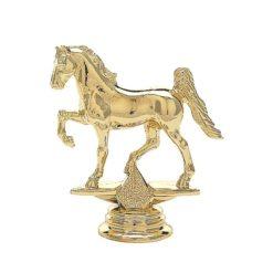 Arany figura - Ló - F903