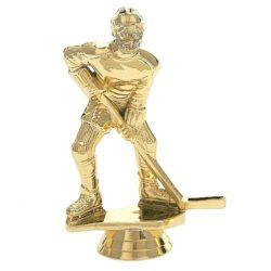 Arany figura - Jégkorong - F900