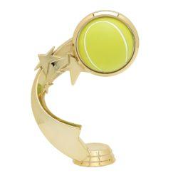 Arany figura - Csillag, labdarúgás - F901