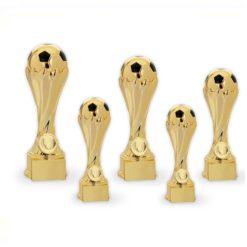 Műgyanta figura - Labdarúgás trófea - FG801