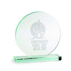 Kristály-és üveg díj-2348A