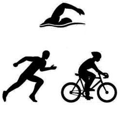 Triatlon éremgravír