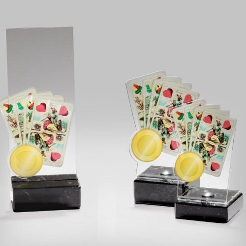 Akril díj-AC615