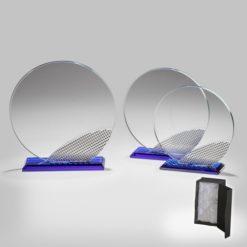Kristály-és üveg díjak-CR06
